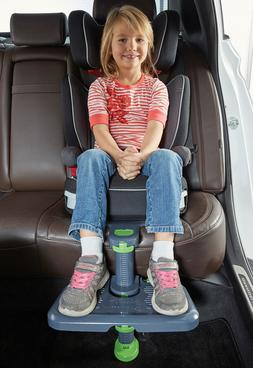 Car Seat Footrest, Booster Seat Footrest Gray