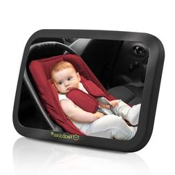 Baby Car Mirror - Safety Car Seat Mirror For Rear Facing Inf