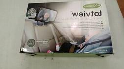 Baby Car Mirror - View Infant in Rear Facing Car Seat with B