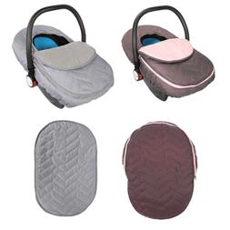 Infant Car Seat Cover Weather Resistant Canopy Baby Car Seat