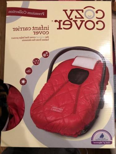 premium collection quilted secure baby car seat