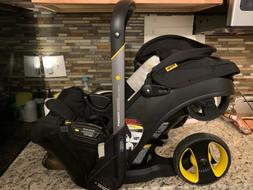 Used DOONA STROLLER & CARSEAT WITH ACCESSORIES!!